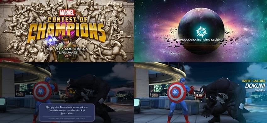 Marvel Sampiyonlar Turnuvası İncelemesi